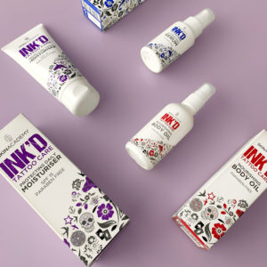 Skin Academy Launches Ink'd Range Into Europe