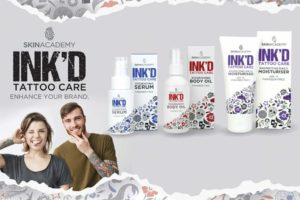 Skin Academy INK'D TATTOO CARE | Sneak Peek