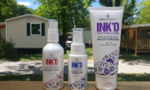 Review: Skin Academy Ink'd Tattoo Care